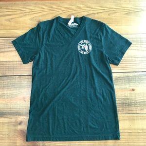 Evergreen goods shirt